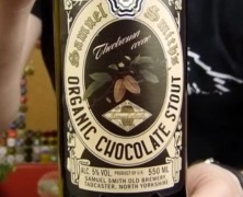 Organic Chocolate Stout