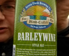 Barleywine z Green Flash Brewing