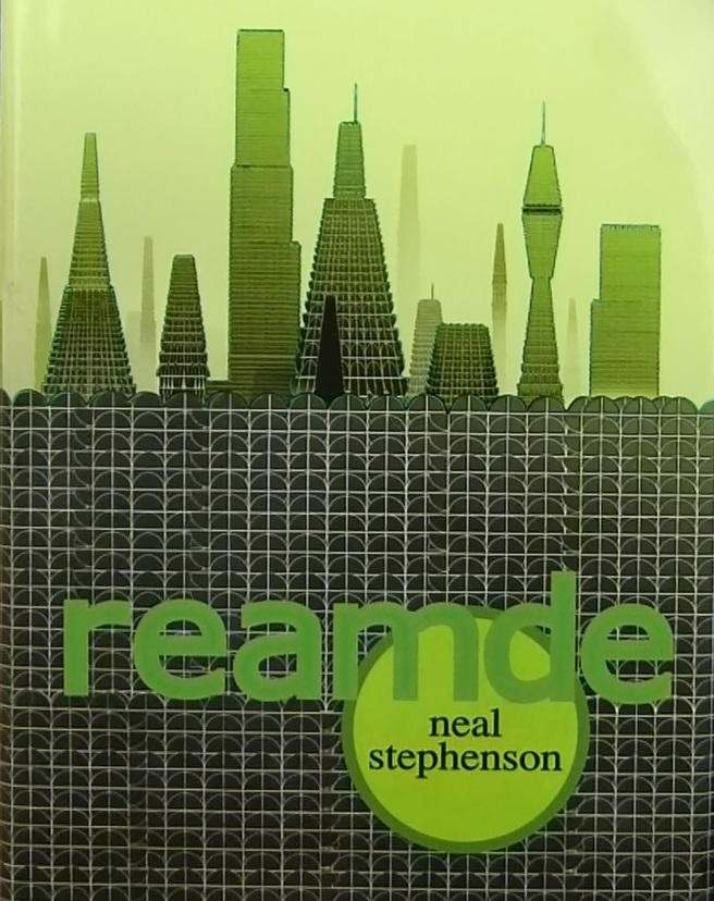 Reamde Neal Stephenson