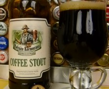 Coffee Stout z Kormorana