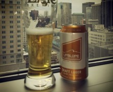Craft Lager z Upslope Brewing