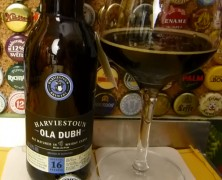 Ola Dubh 16 z Harviestoun