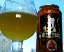 White Rascal z Avery Brewing Co