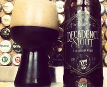 Decadence Stout z Weird Beard Brew Co.