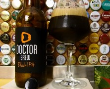 Black IPA z Doctor Brew