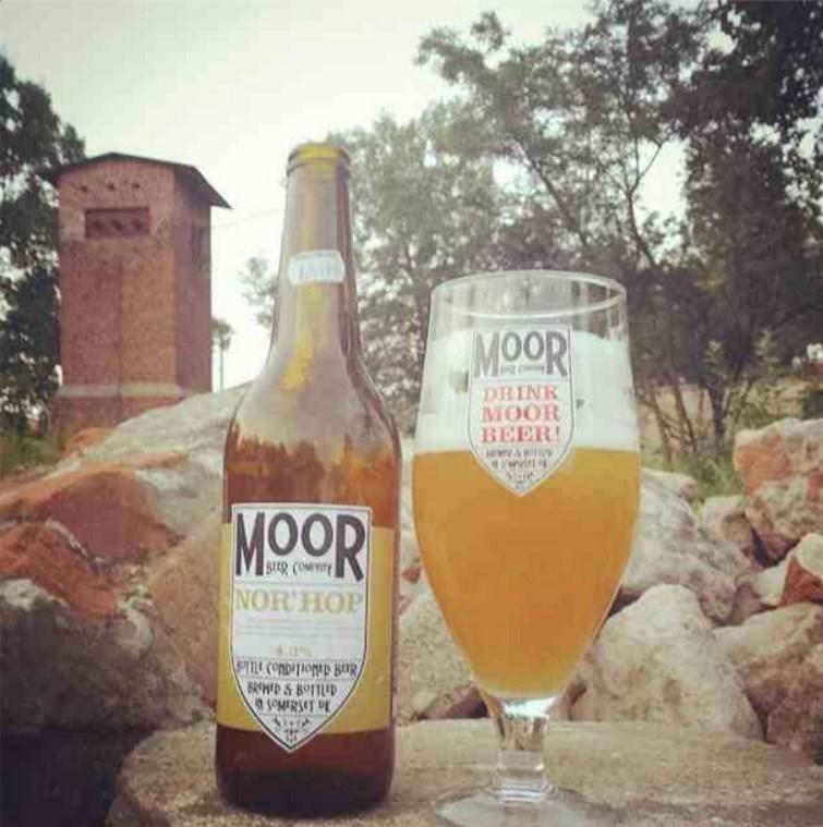 Nor' Hop z Moor Beer Co.