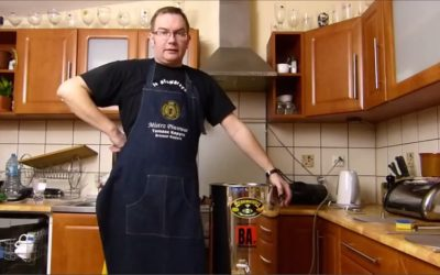 Speidel Braumeister – pierwsze w(r)arzenie