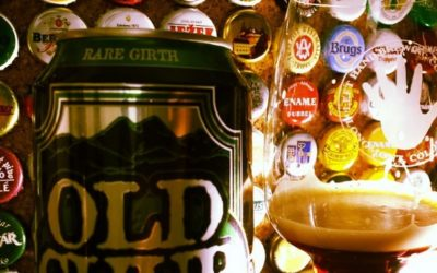 Old Chub Nitro z Oskar Blues Brewery