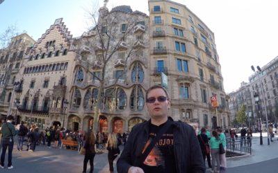 Barcelona Trip – dzień pierwszy