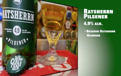 Ratsherrn Pilsener z Ratsherrn Brauerei