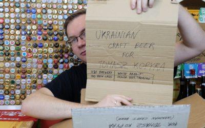 Unboxing – Ukraiński Kraft