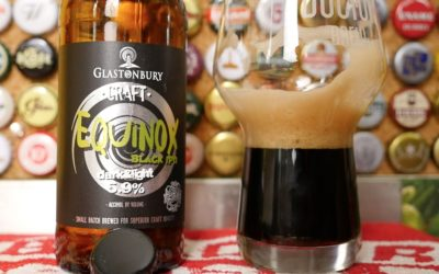 Equinox Black IPA z Glastonbury Ales