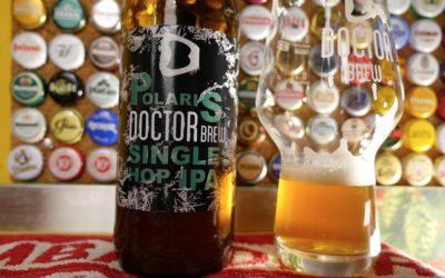 Polaris Single Hop IPA z Doctor Brew