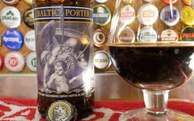 Baltic Porter ze Smuttynose Brewing Co.
