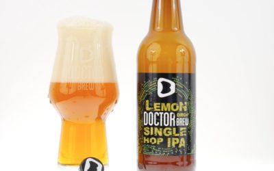 Lemon Drop Single Hop IPA z Doctor Brew