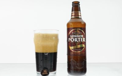 London Porter z Fuller's Griffin Brewery