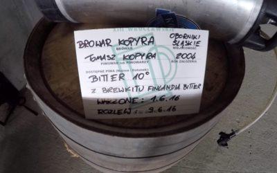 Jak smakuje piwo z brewkitu?