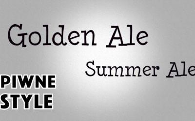 Golden Ale / Summer Ale [Piwne Style]