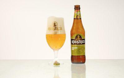 Książęce Golden Ale z Kompanii Piwowarskiej