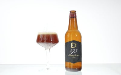 Bourbon Barrel Aged 27,5 Barley Wine z Doctor Brew