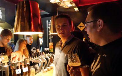 "Przegląd piw z De Molen Brouwerij feat. Docent i ""typ z Piwolucja"""