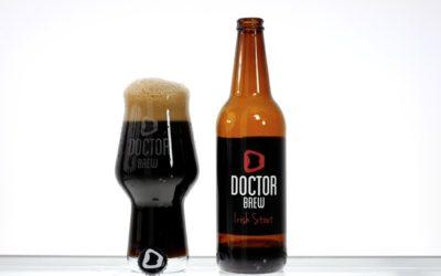 Irish Stout z Doctor Brew