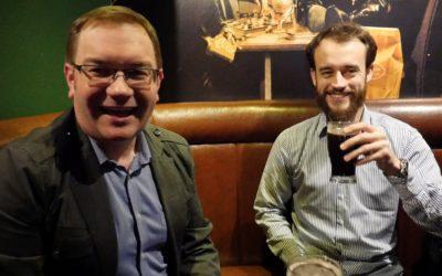 Z Marcinem z Doctor Brew o 2016, Irish Stoucie i planach na 2017 r.