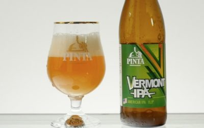 Vermont IPA z browaru Pinta